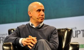 Yuri Milner talks the future of the internet at TechCrunch Disrupt
