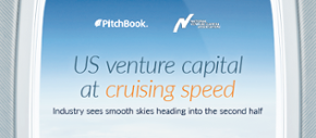 US venture capital at cruising speed [datagraphic]