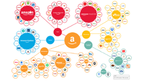 Bezos is coming: Mapping Amazon's growing reach