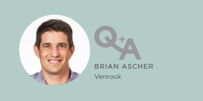 Q&A: Talking fintech with Venrock partner Brian Ascher