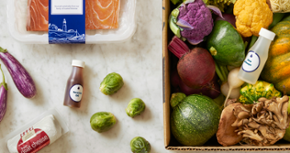 Falling flat: Blue Apron slashes IPO expectations [datagraphic]