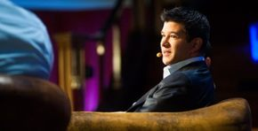 Benchmark hits ousted Uber CEO with fraud suit