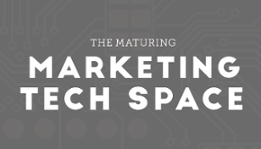Marketing tech: $1.6B of VC in 2015; $4.3B in M&A [Datagraphic]