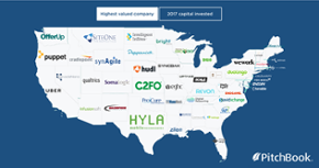 Startup nation: The most valuable VC-backed company in each US state [interactive graphic]