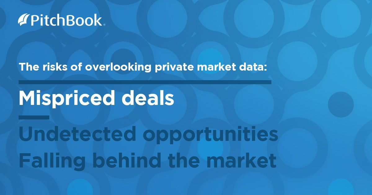 How overlooking private market data can result in mispriced deals