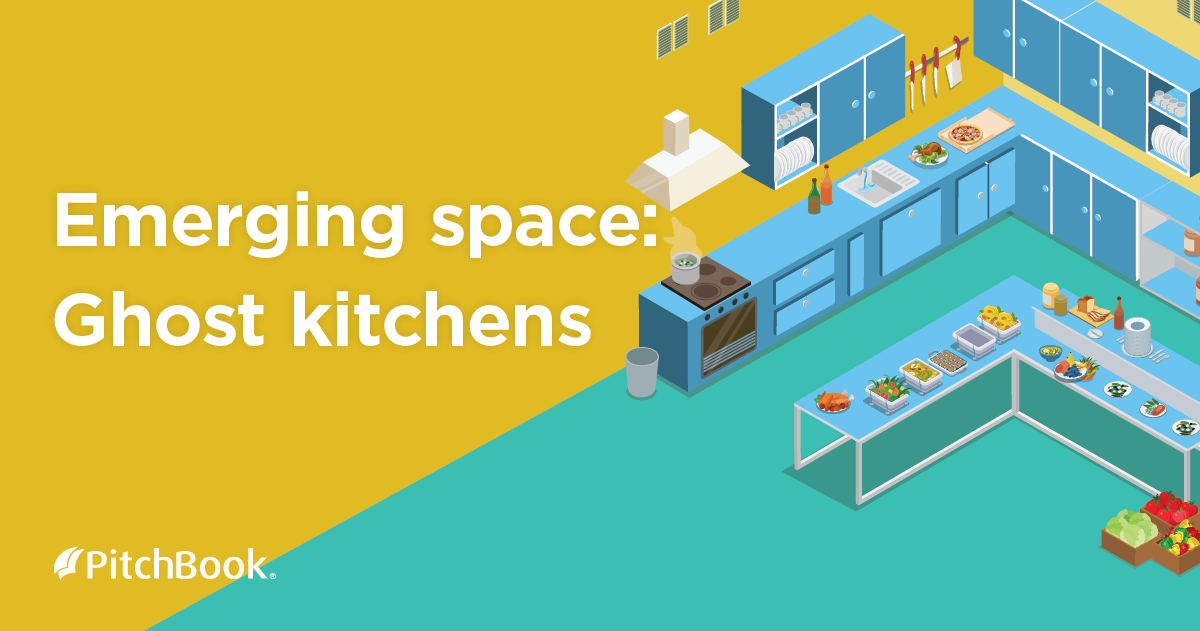 Emerging space: Ghost kitchens