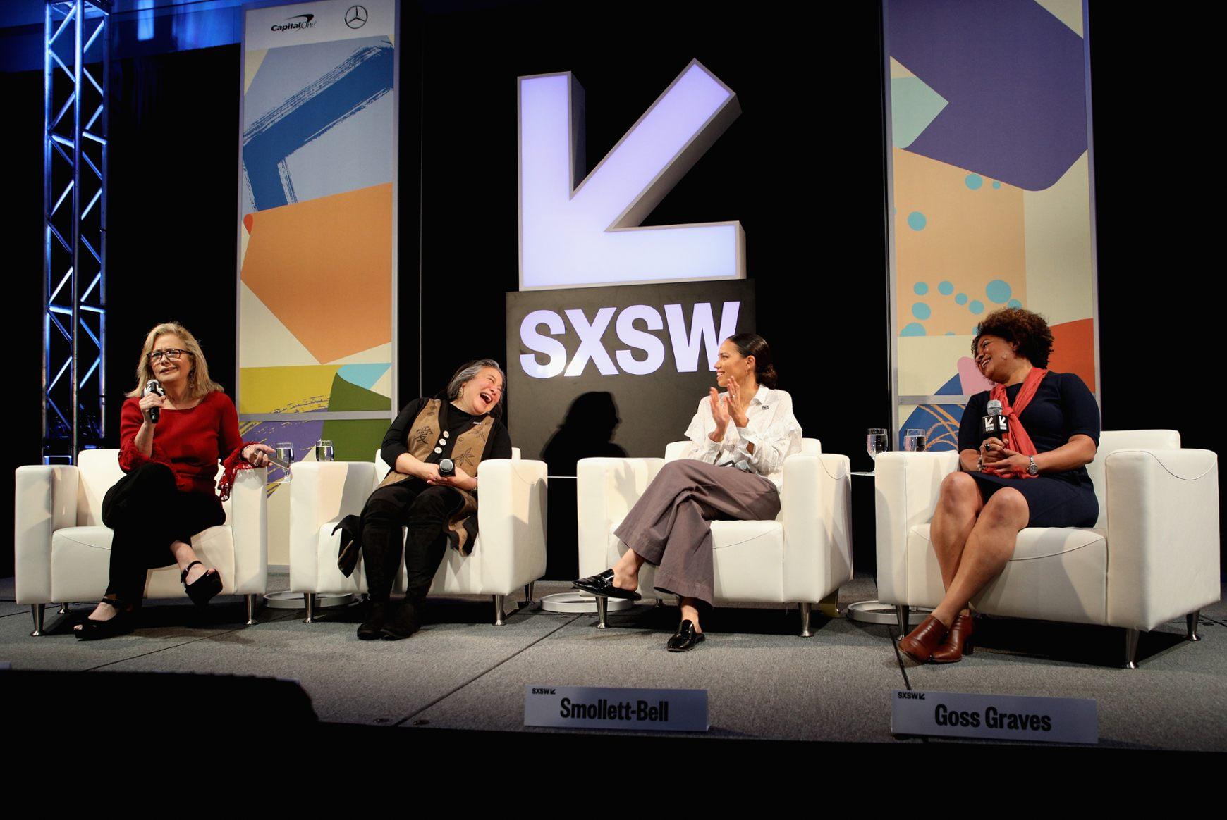 SXSW Panel on diversity