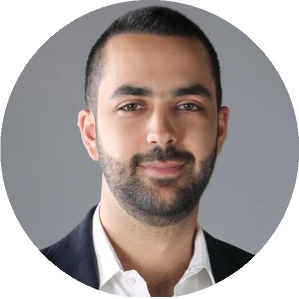 Ibrahim Yamout headshot