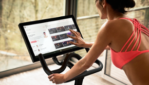 Investors ride spinning craze with $325M bet on Peloton