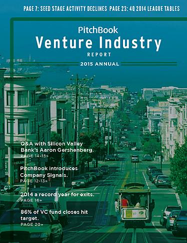 Annual U.S. Venture Industry Report