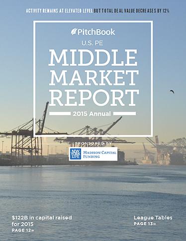 Annual U.S. PE Middle Market Report