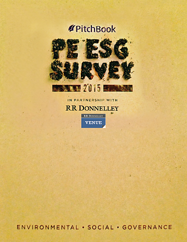 Private Equity ESG Survey Report