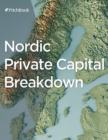 Nordic Private Capital Breakdown