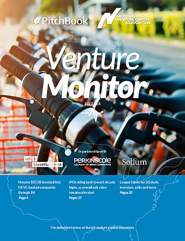PitchBook-NVCA Venture Monitor