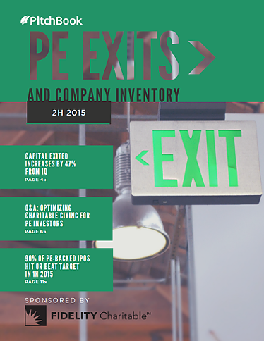 Global PE Exits & Company Inventory Report