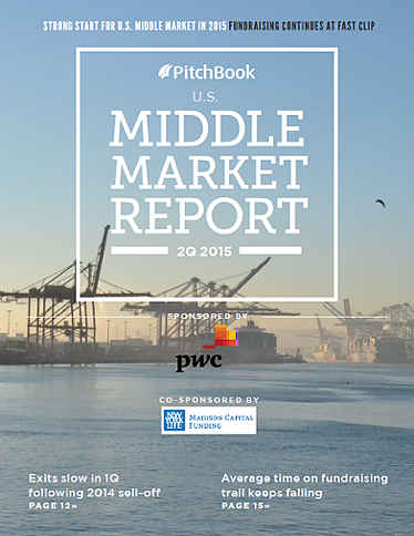 U.S. Private Equity Middle Market Report