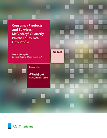 McGladrey's Private Equity Deal Flow Profile: Consumer Products and Services?uq=2zON1W4M