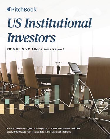 US Institutional Investors: PE & VC Allocations Report