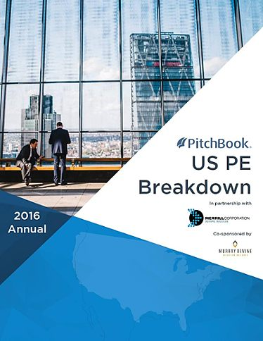 Annual US PE Breakdown