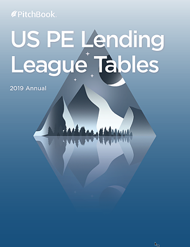 US PE Lending League Tables