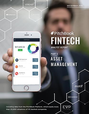 Fintech Analyst Report Part III: Asset Management