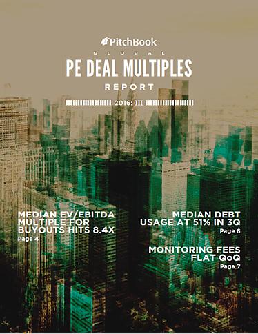 Global PE Deal Multiples Report: III