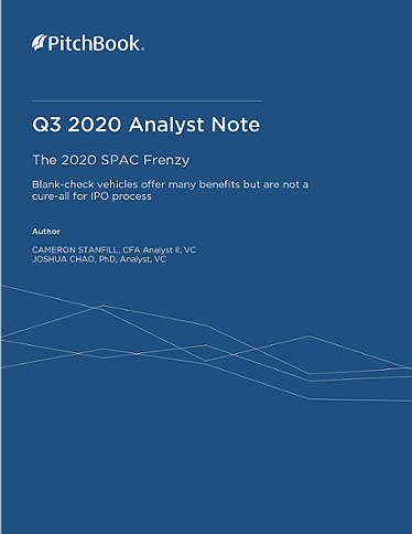 PitchBook Analyst Note: The 2020 SPAC Frenzy