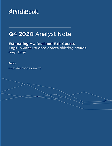 PitchBook Analyst Note: Estimating VC Deal and Exit Counts