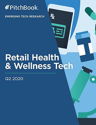 Emerging Tech Research: Retail Health & Wellness Tech
