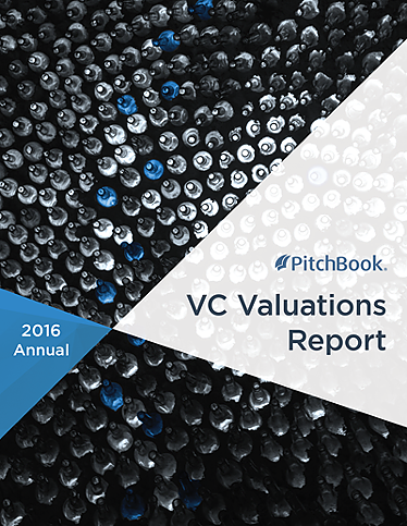 Annual VC Valuations Report