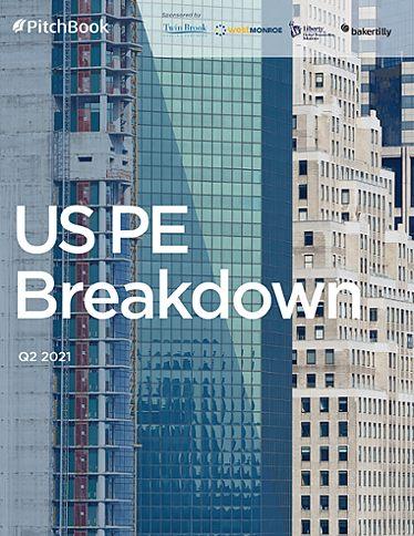PE Breakdown in USA