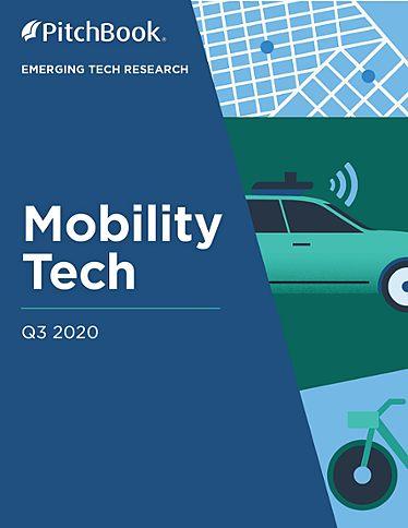 Emerging Tech Research: Mobility Tech