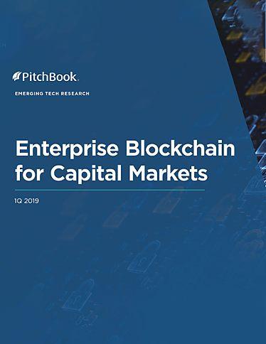 Emerging Tech Research: Blockchain