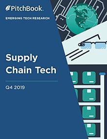 Emerging Tech Research: Supply Chain Tech