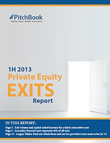 Private Equity Exits Report