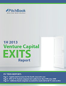 Venture Capital Exits Report