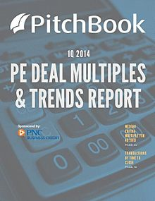 PE Deal Multiples & Trends Report