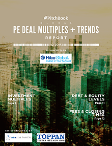 Global PE Deal Multiples and Trends Report