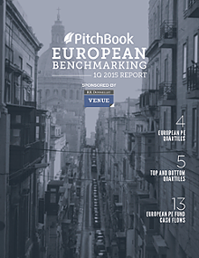 European Benchmarking Report