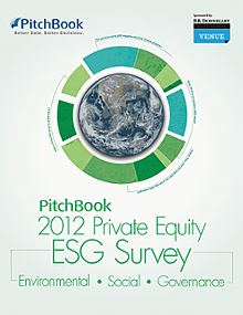 Private Equity ESG Survey