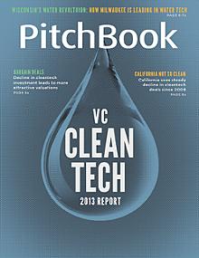 Venture Capital Cleantech Report