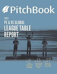 PE & VC Global League Table Report