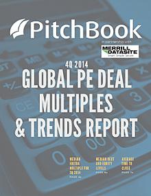 Global PE Deal Multiples & Trends Report