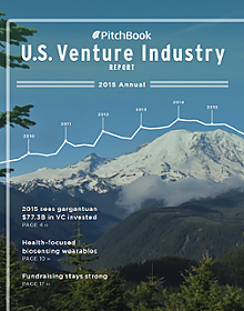 Annual U.S. Venture Industry Report