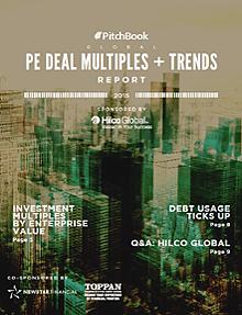 Global PE Deal Multiples & Trends