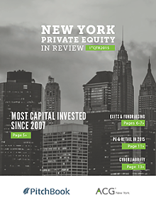 ACG New York Private Equity in Review