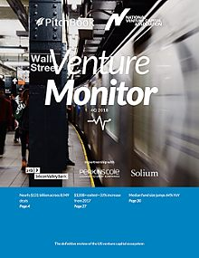 PitchBook-NVCA Venture Monitor
