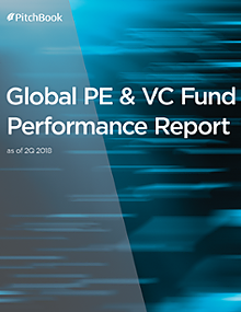 Global PE & VC Fund Performance Report (as of 2Q 2018)