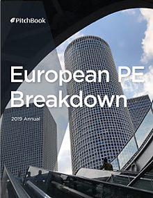 Annual European PE Breakdown