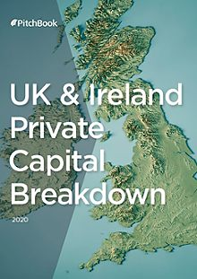 UK & Ireland Private Capital Breakdown